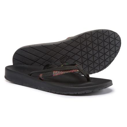 04d1d71f0405 Teva Azure 2-Strap Flip-Flops (For Women) in Black Multi -
