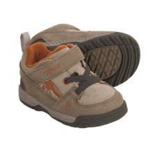 Teva B-1 Suede Shoes (For Infants) in Walnut - Closeouts