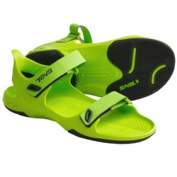 Teva Barracuda Sandals - Waterproof (For Kids and Youth) in Green