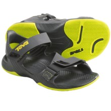 Teva Barracuda Sandals - Waterproof (For Kids and Youth) in Grey - Closeouts
