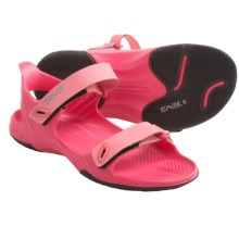 Teva Barracuda Sandals - Waterproof (For Kids and Youth) in Paradise Pink - Closeouts