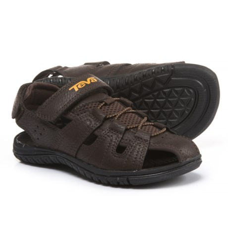 Teva Bayfront Sport Sandals (For Boys) in Brown