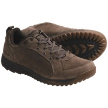 Teva Bishop Peak Shoes - Leather-Suede (For Men) in Brown - Closeouts