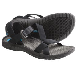 Teva Bomber Sport Sandals (For Men) in Black
