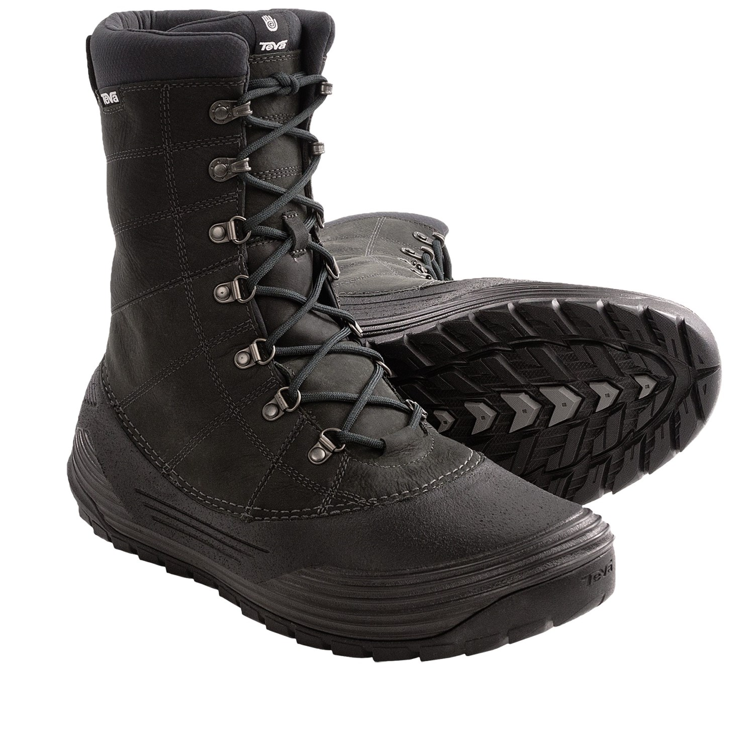 Mens Wide Winter Boots | Santa Barbara Institute for Consciousness ...