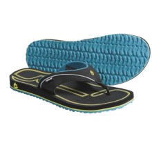 Teva Brea TMG Thong Sandals - Flip-Flops (For Men) in Teva Blue - Closeouts