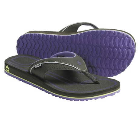 Teva Brea TMG Thong Sandals - Flip-Flops (For Women) in Beluga