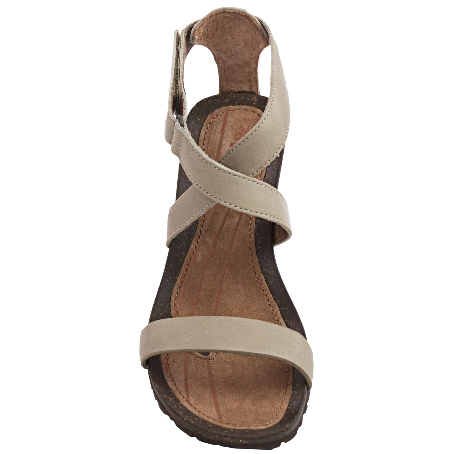 Teva Cabrillo Strap Wedge 2 Sandals For Women Save 58