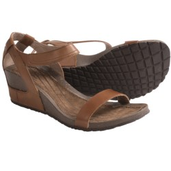 Teva Cabrillo Strap Wedge Sandals (For Women) in Tan