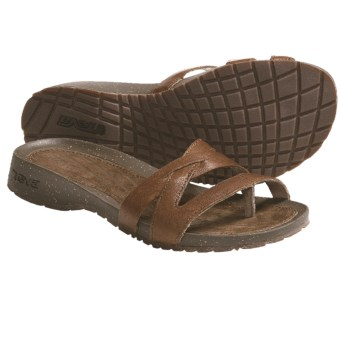 Teva Cabrillo Toe Post Sandals (For Women) in Tan