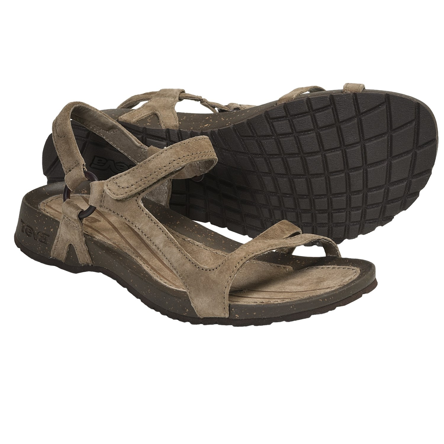 Teva Cabrillo Universal Suede Sandals (For Women) - Save 68