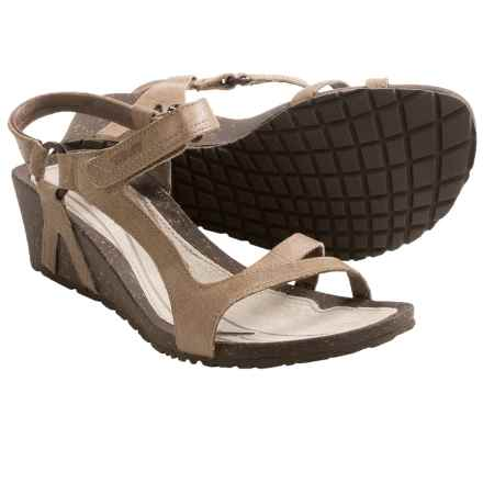 Teva Cabrillo Universal Wedge Rialto Sandals (For Women) in Pumice Stone - Closeouts