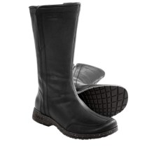 Teva Capistrano Boots - Waterproofed Leather (For Women) in Black - Closeouts