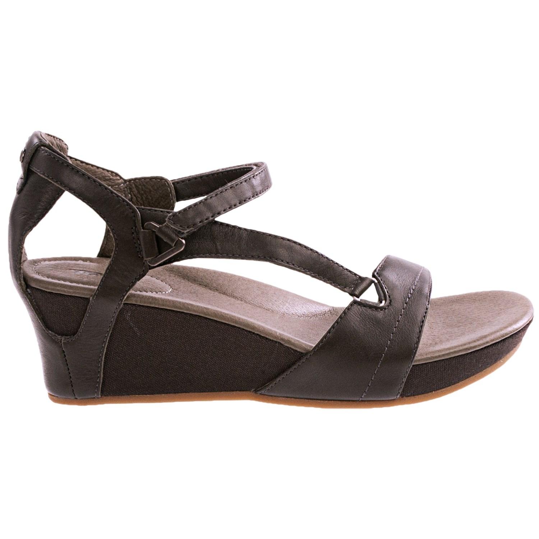Teva Capris Wedge Sandals (For Women) 7859W - Save 43%