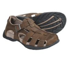 Teva Cardenas Fisherman Sandals (For Men) in Cigar - Closeouts