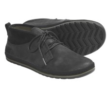 Teva Cedar Canyon Chukka Boots - Leather (For Men) in Black - Closeouts