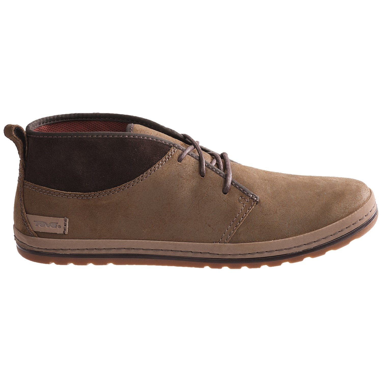 teva cedar chukka boots for 6541y save 28