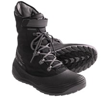 Teva Chair 5 Print Snow Boots - Waterproof, Insulated, Removable Liner (For Men) in Black - Closeouts