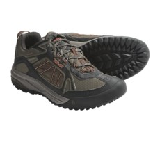 Teva Charge Light Trail Shoes - T.I.D.E. Waterproof (For Men) in Tarmac - Closeouts