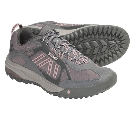 Teva Charge Light Trail Shoes - Waterproof (For Women)