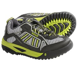 Teva Charge Trail Shoes - Waterproof (For Kids and Youth) in Beluga