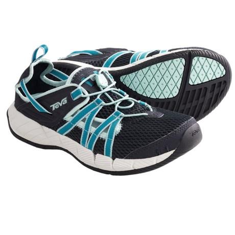 Teva Churn EVO Shoes (For Women) in Algiers Blue