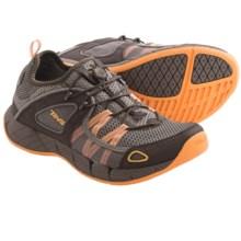 Teva Churn Shoes - Amphibious (For Men) in Black Olive - Closeouts