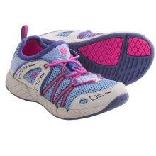 Teva Churn Shoes (For Kids and Youth) in Blue Fog - Closeouts