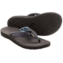 Teva Classic Flip-Flops (For Women) in Azura Blue - Closeouts
