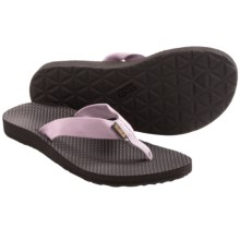 Teva Classic Flip-Flops (For Women) in Sea Fog - Closeouts
