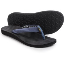Teva Classic Sandals - Flip-Flops (For Men) in Azura Vintage Indigo - Closeouts