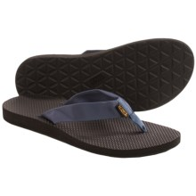 Teva Classic Sandals - Flip-Flops (For Men) in Vintage Indigo - Closeouts