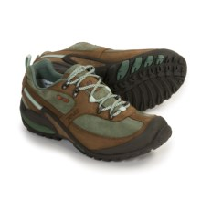 Teva Dalea Event Trail Shoes - Waterproof, Leather (For Women) in Laurel Wreath - Closeouts