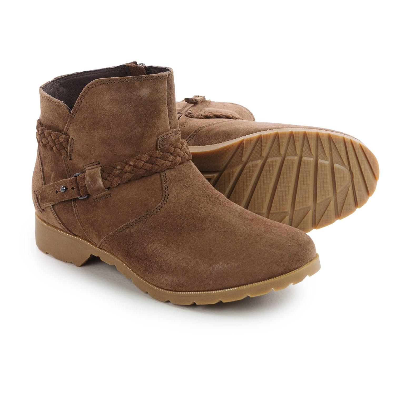 teva de la vina ankle boots for save 47