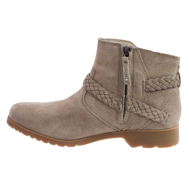 teva de la vina ankle boots for save 70