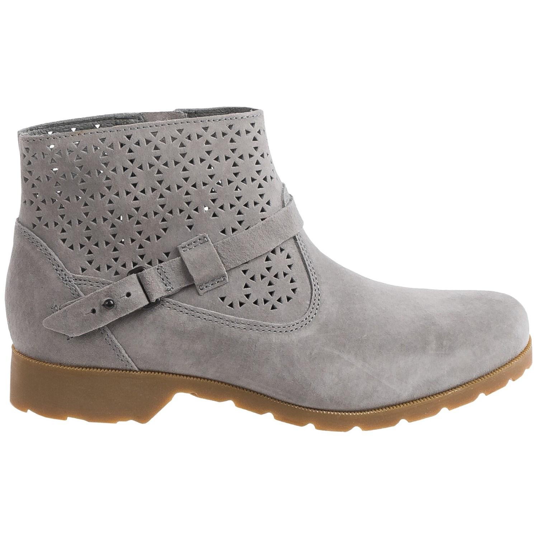 teva de la vina ankle perf boots for save 54