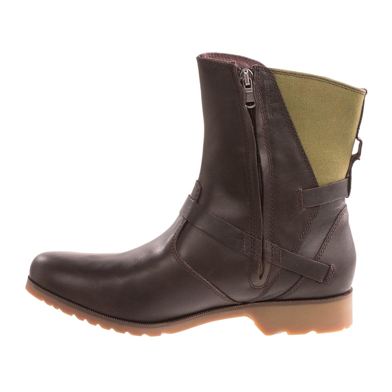 teva de la vina low boots for 8467r save 74