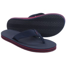 Teva Deckers Flip-Flops (For Men) in Navy/Red - Closeouts