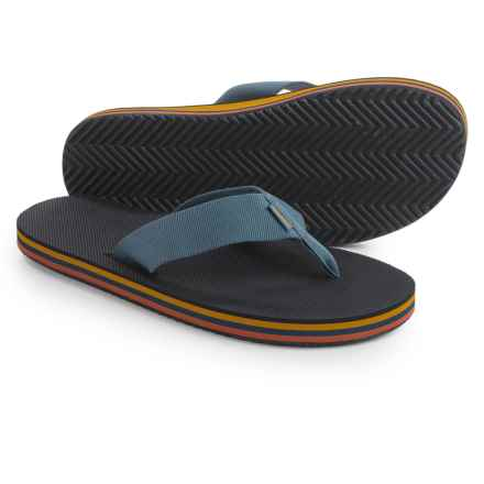 Teva Deckers Flip-Flops (For Men) in Vintage Indigo - Closeouts