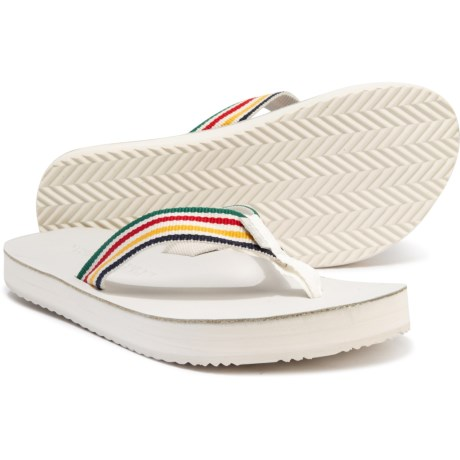 f4889252841d Teva Deckers Hudson s Bay Flip-Flops (For Women) - Save 50%