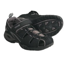 Teva Dozer 3 Sandals (For Kids and Youth) in Black - Closeouts