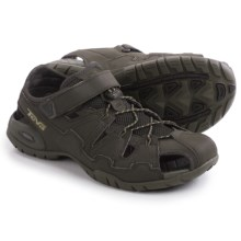 Teva Dozer 4 Sandals (For Men) in Black Olive - Closeouts