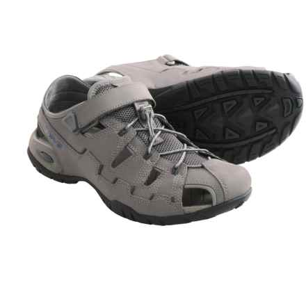 Teva Dozer 4 Sandals (For Men) in Charcoal Grey - Closeouts