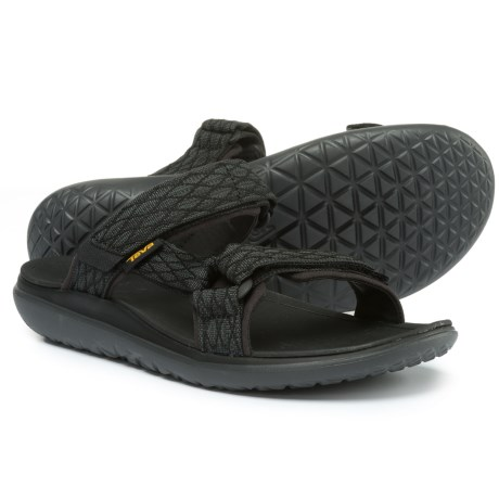 Teva erra-Float Slide Sandals (For Men) in Black