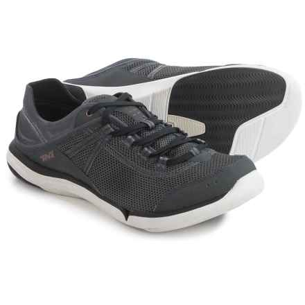 Teva Evo Sneakers (For Men) in Dark Shadow - Closeouts