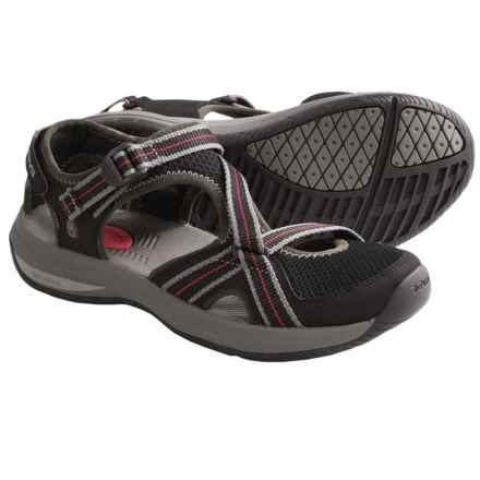 Teva Ewaso Shoes - Amphibious (For Women) in Black - Closeouts
