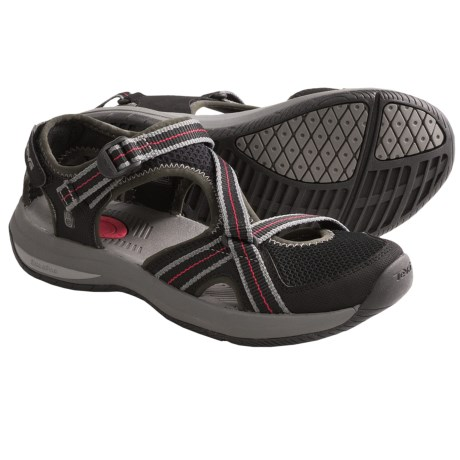 Teva Ewaso Shoes - Amphibious (For Women) in Black