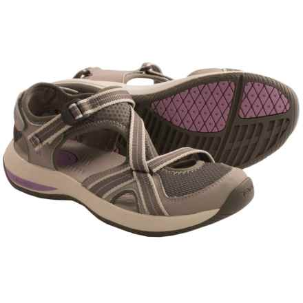 Teva Ewaso Shoes - Amphibious (For Women) in Brown - Closeouts