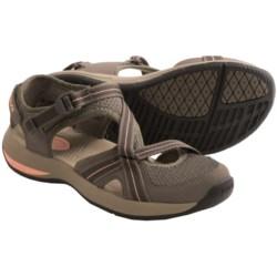 Teva Ewaso Shoes - Amphibious (For Women) in Bungee Cord