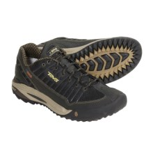 Teva Forge Pro eVent® Trail Shoes - Waterproof (For Men) in Black Bronze - Closeouts